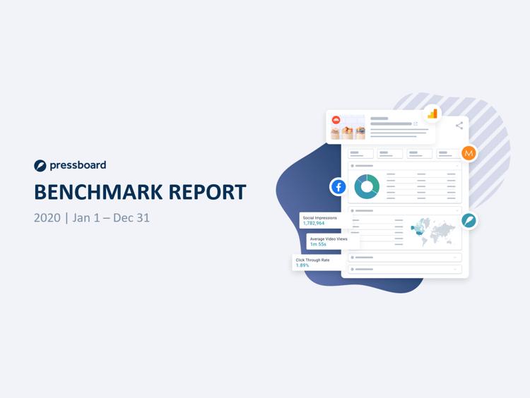 Pressboard Benchmark Report - 2020 - Cover Image