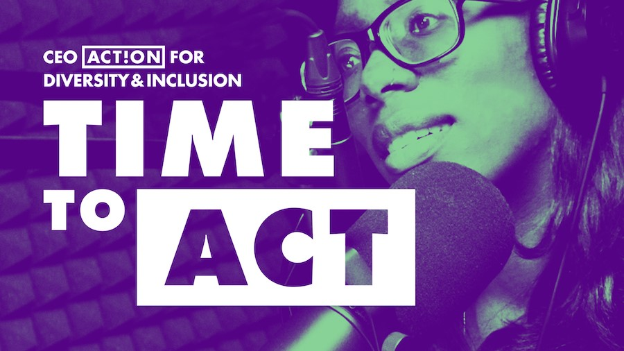Verizon Media and PwC Time to Act Podcast