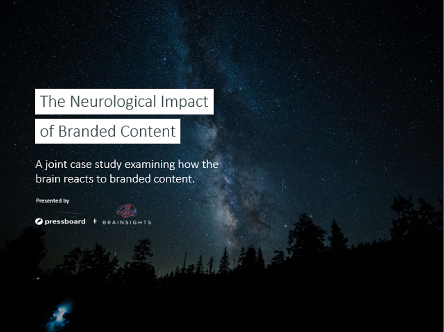 the neurological impact of branded content