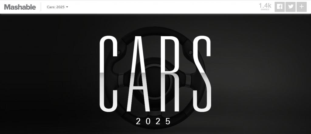 mashable cars2025