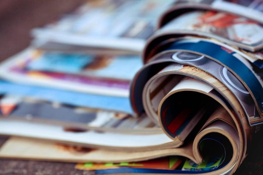 media publishers