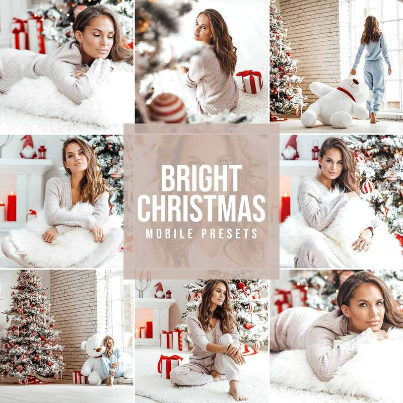 Bright Christmas preset