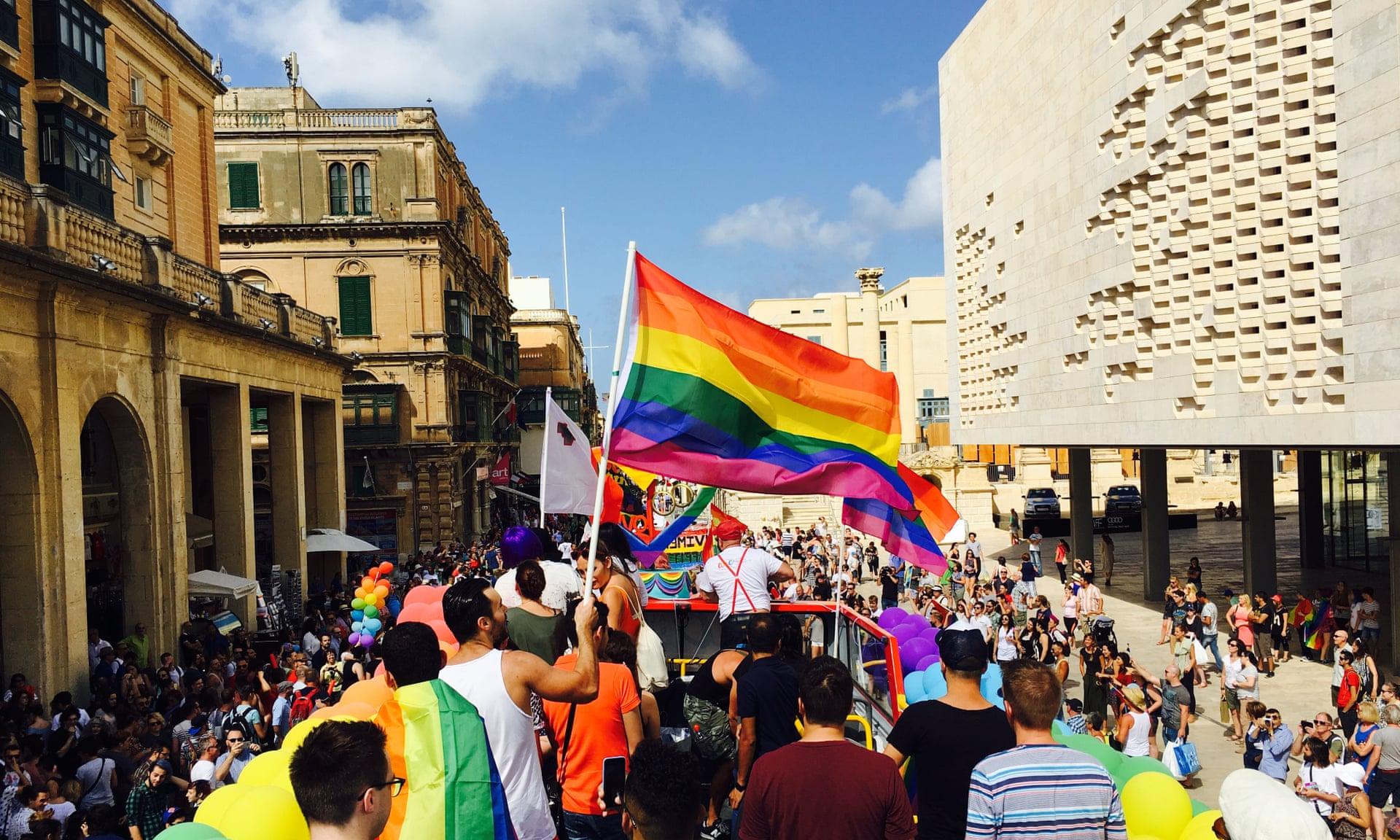Lgbtiq holidays in malta